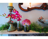 Wedding Reception in Voorhees, New Jersey, Green Lea Florist
