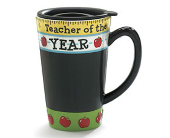 Teacher Travel Mug  in Smyrna GA, Floral Creations Florist
