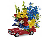 '65 Ford Mustang Bouquet in Smyrna GA, Floral Creations Florist