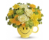 You Make Me Smile in Smyrna GA, Floral Creations Florist