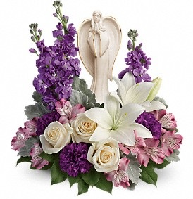Beautiful Heart Bouquet in Perrysburg & Toledo OH - Ann Arbor MI OH, Ken's Flower Shops