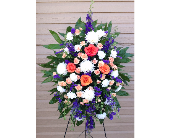 Sincere Condolences Spray in Smyrna GA, Floral Creations Florist