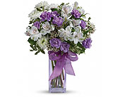 Lavender Laughter in Smyrna GA, Floral Creations Florist