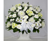 Traditional Sympathy Basket in Hollidaysburg PA, Warner's Florist Gifts & Greenhouse