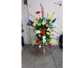 Standing Easel - 01 in Frisco TX, Patti Ann's Flowers