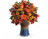 Teleflora's Classic Autumn Bouquet in Salt Lake City UT, Especially For You