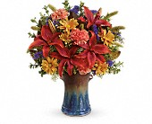 Teleflora's Country Artisan Bouquet in Katy TX, Kay-Tee Florist on Mason Road