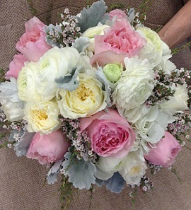 Bridal Bouquet in Stuart, Florida, Harbour Bay Florist