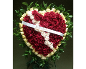 HEART ALL ROSES in Woodbridge NJ, Floral Expressions