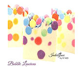 Bubble Luscious Soap Slice in Ammon ID, Petal Passion