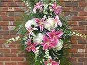 Custom Funeral Flowers in Birmingham, Alabama, Continental Florist
