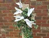 Custom Cross in Birmingham, Alabama, Continental Florist