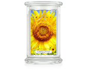 Sunflower Scented Candle in Methuen MA, Martins Flowers & Gifts