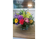 Colour Blast in Mississauga ON, Flowers By Uniquely Yours