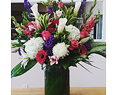 Celebration of Life in Mississauga, Ontario, Flowers By Uniquely Yours