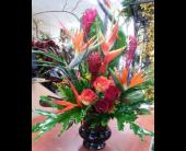 Tropical Arrangement  in Glendale, Arizona, Arrowhead Flowers