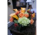 Romance in Charlotte NC, Starclaire House Of Flowers Florist