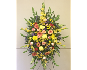 Delightful Memories Spray  in Smyrna GA, Floral Creations Florist