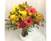 Summer Sunset Bouquet  in Smyrna GA, Floral Creations Florist