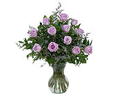 Lovely Lavender Roses in Prospect KY, Country Garden Florist
