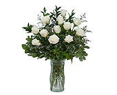 White Rose Elegance in San Angelo TX, Shirley's Floral Company