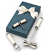 Admiral Three Piece Bar Gift - by GiftTree Flowers