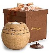 Comfort Candle-Best Things in Life - by Gift Tree Flowers