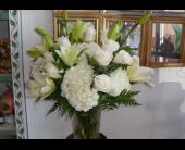 Rhapsody in White  in Henderson, Nevada, Beautiful Bouquet Florist