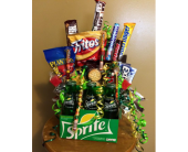 soda & snacks in New Iberia LA, Breaux's Flowers & Video Productions, Inc.