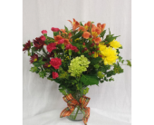 Standard Fall Vase in Grand Rapids MN, Shaw Florists