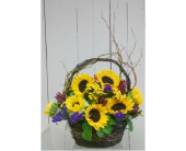 Sunflowers! in Redmond WA, Bear Creek Florist