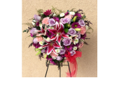 Custom arrangment in Ammon ID, Petal Passion