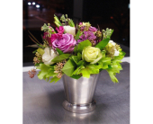 Lavender Dream Mint Julep Cup in Bellevue WA, CITY FLOWERS, INC.