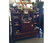 Antique Double China Buffet $1299 in Grand Rapids MN, Shaw Florists