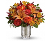 Fall Blush Bouquet in Smyrna GA, Floral Creations Florist