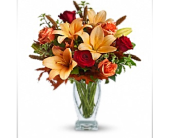 Fall Fantasia Bouquet  in Smyrna GA, Floral Creations Florist