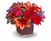 Autumn Grace Bouquet in Smyrna GA, Floral Creations Florist