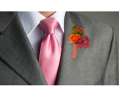 Bold Beauty Boutonniere in Dallas TX, In Bloom Flowers, Gifts and More