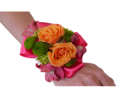 Bold Beauty Corsage in Dallas TX, In Bloom Flowers, Gifts and More