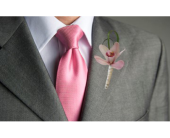 Soft Touch Boutonniere in Dallas TX, In Bloom Flowers, Gifts and More