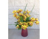 autumn orchid in Phoenix AZ, foothills floral gallery