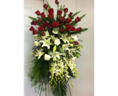 Elegant Tribute in Ammon ID, Petal Passion