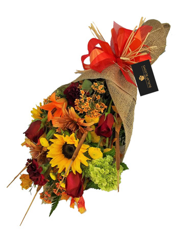 Burlap Blooms: Fall into Autumn in Raleigh NC, Johnson-Paschal Floral Company