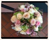WEDDING in Bellmore, New York, Petite Florist