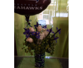 Seahawks Love in Kent WA, Blossom Boutique Florist & Candy Shop