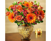 In Love with Fall Bouquet- Large in El Cajon CA, Conroy's