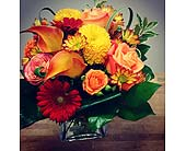 Touch of Fall in Mississauga ON, Flowers By Uniquely Yours