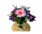 GERB-HER-Attention in Cheyenne WY, Underwood Flowers & Gifts llc