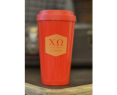 Chi-O To Go Mug in Boulder CO, Art Of The Flower