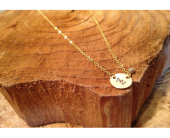 AP Circle Necklace in Boulder CO, Art Of The Flower